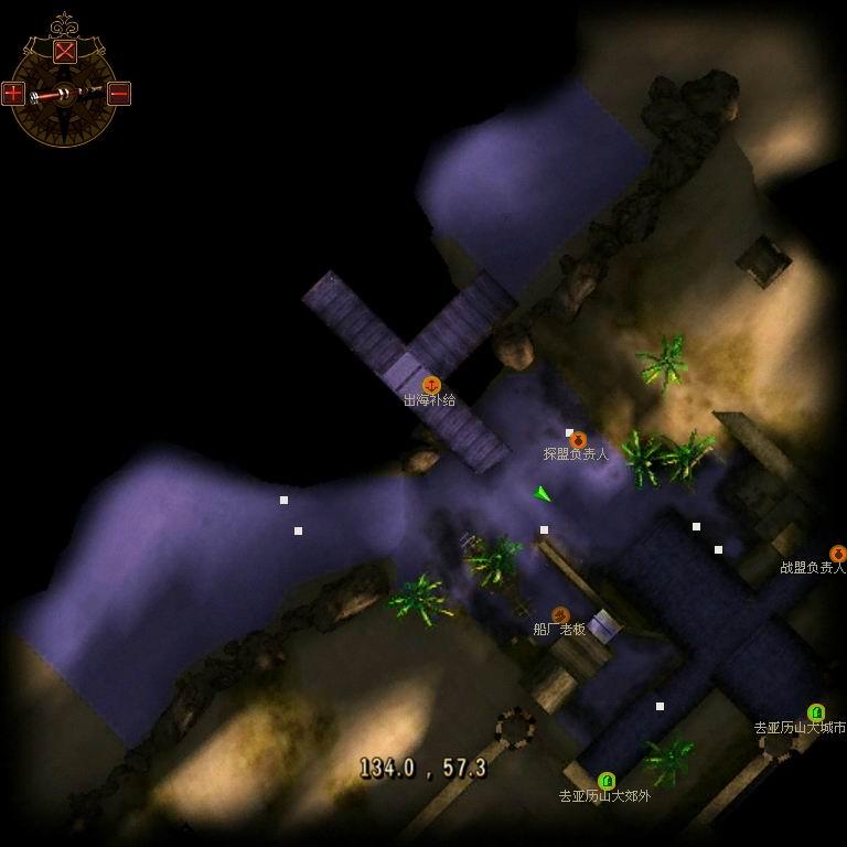 汉堡-欧洲篇-游戏地图-航海世纪